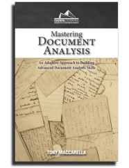 Mastering Document Analysis by Tony Maccarella