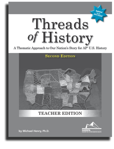 Threads of History, 2nd Ed. Teacher Edition
