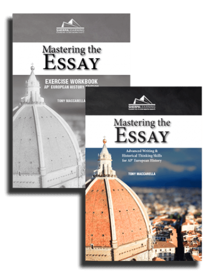 ap euro history essays The 2017 ap exam score distributions displayed by exam as  ap us history long essays:  earned all 130/130 pts possible on this year's ap euro history exam.