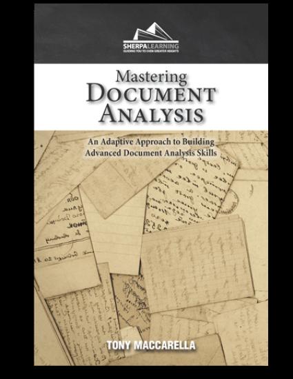 Mastering Document Analysis by Tony Maccarella